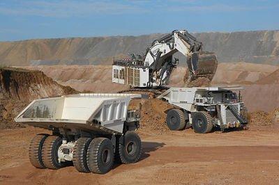 ماشین آلات معدن